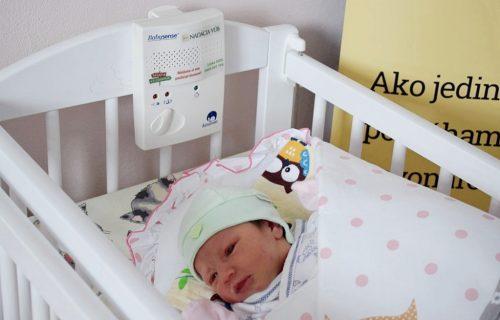 Syndróm náhleho úmrtia dojčiat prichádza nečakane. Predísť sa mu dá monitorom dychu, ktorý si môžu rodičia požičať z nemocnice