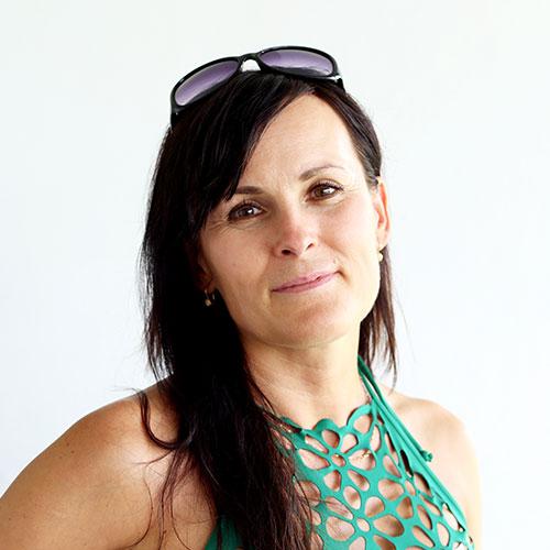 Marta Ondrišejeová