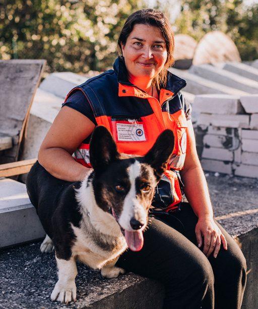 Z každého psa sa môže stať záchranársky, dôležitá je dôslednosť psovoda a neustály tréning
