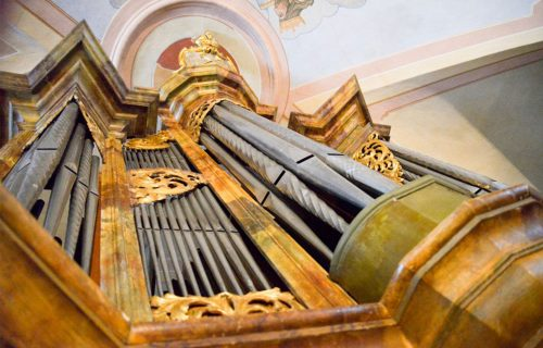 Organ zo Španej Doliny je európsky unikát. Jeho nezvyčajný barokový zvuk bude vďaka obnove znieť tak ako pred 200 rokmi