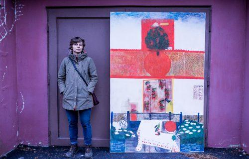 Maliarka Jarmila Sabová Džuppová: Bez maľby mám pocit, že neviem o sebe a o svete nič