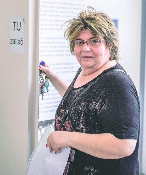 Domovníčka Pentagonu Lenka Poláková: Chceme vytvárať komunitu slušných ľudí, ktorým na dome záleží