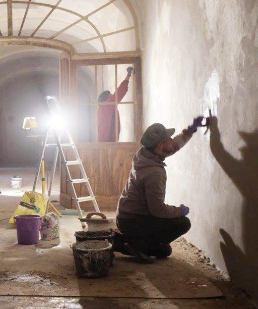 V Rožňave sa spojili nadšenci, chátrajúci kláštor menia na kultúrno-kreatívne centrum