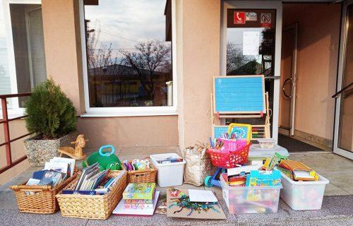 V obci Bánov rozbehli aktivity, ktoré majú znížiť množstvo odpadu. Dospelí si obľúbili bazár a deti výmenu hračiek