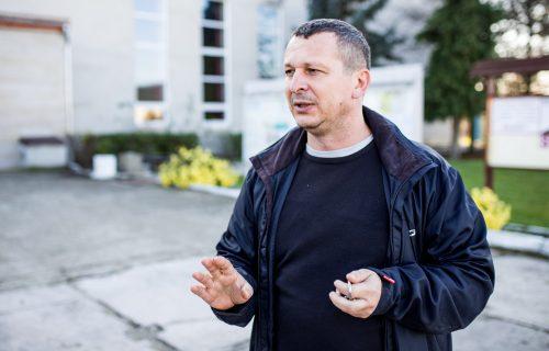 Na mieste čiernej skládky vytvorili park. Ekológia by mala byť jednou z najvyšších priorít, hovorí Zoltán Végh z Bušiniec