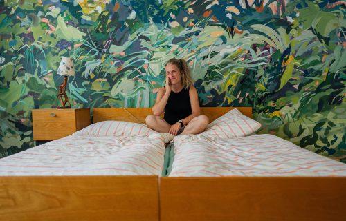 Maliarka M. Kiss Márta: Viem snívať, ale nedomýšľam si viac než treba