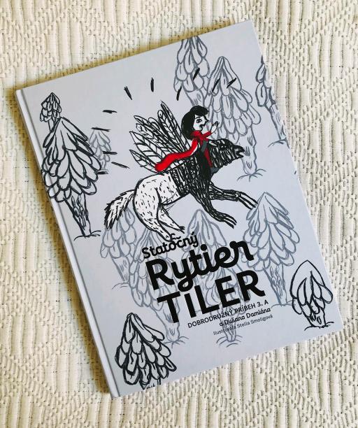 Učiteľ chcel učiť deti slovenčinu pútavou formou, vznikla z toho spoločná kniha