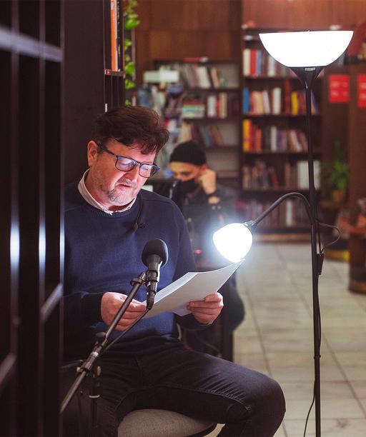 Knižnica môže byť užitočná, aj keď je zavretá, hovorí riaditeľ Mestskej knižnice v Bratislave